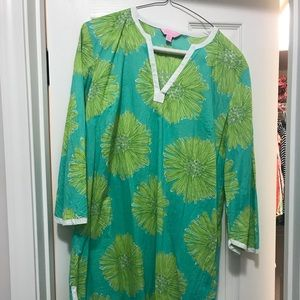 Size medium Lilly Pulitzer coverup